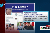 Trump renews battle royal with Megyn Kelly