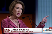 Fiorina makes jump in the polls
