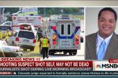 Report: Shooting suspect has shot himself