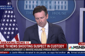 White House responds to WDBJ shooting