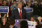 Donald Trump won't run third party