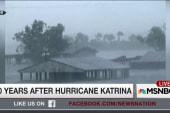 10 years after Hurricane Katrina
