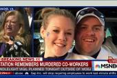 Victim's fiancée in 'tremendous grief'