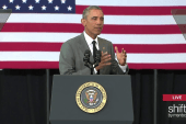 Obama: Katrina became 'man-made' disaster