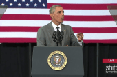 Obama says 'works not done' in New Orleans