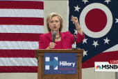 Clinton rips Republicans on women's health