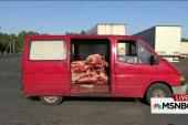 Ponder the mystery of dirty van meat