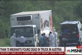 More than 70 immigrants found dead in truck