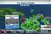 Tropical Storm Erika creates deadly impact