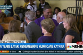 How Katrina changed federal response time