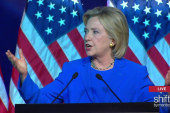 Clinton embraces 'gender card' jab from GOP