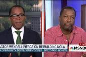 Hometown hero helps rebuild New Orleans