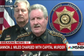 Sheriff: Arrest in Texas deputy shooting