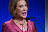 Will Carly Fiorina make the debate stage?