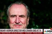 Horror legend dies after cancer battle