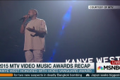 Kanye, Bieber among VMA highlights