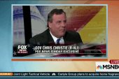 Christie: Track people like packages