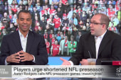 NFL's problem with 'meaningless' preseason...