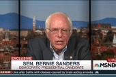 Sanders responds to establishment attacks