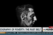 Geography of Poverty: The Rust Belt