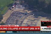 Injuries in Rhode Island building collapse