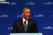 Obama issues warning on climate change