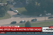 Source: Cop killed in shooting near Chicago