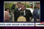 Will Christie go 'nuclear' at next GOP...