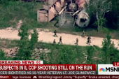 3 suspects in Illinois cop shooting on the...