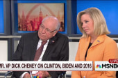 Cheney: Another, deadlier 9/11 could...