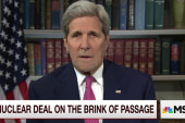 Kerry: No agreement would lead to an arms...