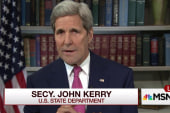 Kerry: Iran is never free to move to a weapon