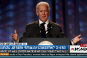 2016 speculation continues around Biden