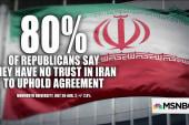 President Obama secures votes for Iran...