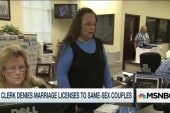 KY clerk continues to deny licenses to...