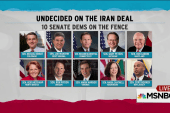 US credibility on the line in Iran deal vote