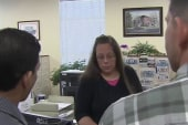 Joe: Kim Davis is overstepping her bounds