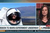 Mission to Mars experiment underway in Hawaii