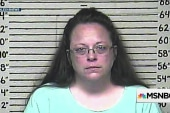 Kentucky clerk sent to jail for not...