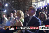 Chris Hayes goes to the Trump Show