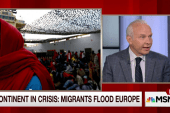 Continent in crisis: Migrants flood Europe