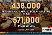 Officials divided over European migrant...