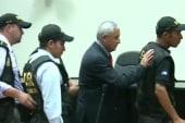 Former President of Guatemala jailed