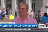 Woman suing Rowan County clerk speaks out