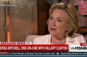 Clinton: I should've had two email accounts
