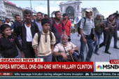 Clinton: Syrian crisis is a 'global crisis'