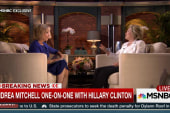 Clinton responds to voters' skepticism