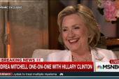 What's Hillary Clinton binge-watching?