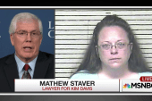 Kim Davis' lawyer compares her to MLK Jr.