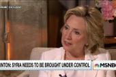 Clinton: Refugee crisis is a world crisis